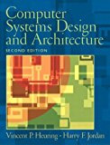 Book Cover Computer Systems Design and Architecture (2nd Edition)