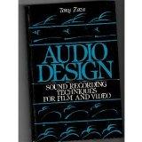 Book Cover Audio Design: Sound Recording Techniques for Film and Video