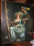 Book Cover Art: A History of Painting, Sculpture and Architecture, Vol.2, 4th Edition