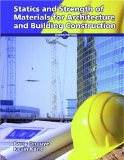 Book Cover Statics and Strength of Materials for Architecture and Building Construction (2nd Edition)