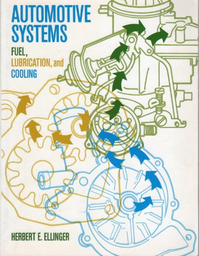 Book Cover Automotive Systems: Fuel, Lubrication, and Cooling