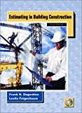 Book Cover Estimating in Building Construction (6th Edition)