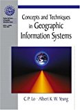 Book Cover Concepts and Techniques in Geographic Information Systems