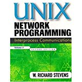 Book Cover UNIX Network Programming, Volume 2: Interprocess Communications, Second Edition