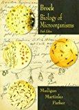 Book Cover Brock Biology of Microorganisms