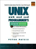Book Cover UNIX AWK and SED Programmer's Interactive Workbook (UNIX Interactive Workbook)