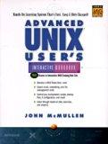 Book Cover Advanced UNIX User's Interactive Workbook (UNIX Interactive Workbook)
