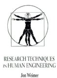 Book Cover Research Techniques in Human Engineering