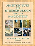 Book Cover Architecture and Interior Design from the 19th Century, Volume II