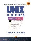 Book Cover UNIX Users Interactive Workbook