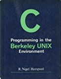Book Cover C Programming in the Berkeley Unix Environment