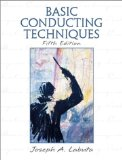 Book Cover Basic Conducting Techniques (5th Edition)
