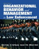 Book Cover Organizational Behavior and Management in Law Enforcement (2nd Edition)