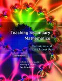 Book Cover Teaching Secondary Mathematics: Techniques and Enrichment Units (7th Edition)