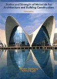 Book Cover Statics and Strength of Materials for Architecture and Building Construction