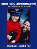 Book Cover Women in Law Enforcement Careers: A Guide for Preparing and Succeeding