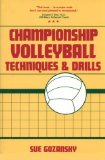 Book Cover Championship Volleyball Techniques and Drills