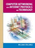 Book Cover Computer Networking with Internet Protocols and Technology