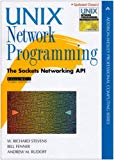 Book Cover Unix Network Programming, Volume 1: The Sockets Networking API (3rd Edition)