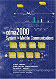 Book Cover The cdma2000 System for Mobile Communications: 3G Wireless Evolution