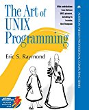 Book Cover The Art of UNIX Programming (The Addison-Wesley Professional Computng Series)