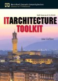 Book Cover IT Architecture Toolkit