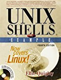 Book Cover UNIX Shells by Example (4th Edition)