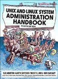 Book Cover UNIX and Linux System Administration Handbook, 4th Edition
