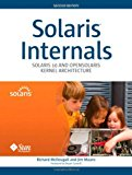 Book Cover Solaris Internals: Solaris 10 and OpenSolaris Kernel Architecture (2nd Edition)