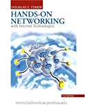 Book Cover Hands-on Networking with Internet Technologies (2nd Edition)