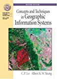Book Cover Concepts and Techniques of Geographic Information Systems (2nd Edition)