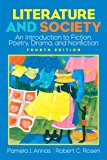 Book Cover Literature and Society: An Introduction to Fiction, Poetry, Drama, and Nonfiction (4th Edition)
