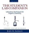 Book Cover The Student's Lab Companion: Laboratory Techniques for Organic Chemistry, 2nd Edition