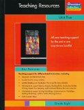 Book Cover PRENTICE HALL LITERATURE:PENGUIN EDITION TEACHING RESOURCES UNIT #5     DRAMA GRADE 8 2007C