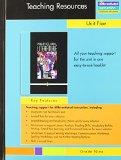 Book Cover PRENTICE HALL LITERATURE PENGUIN EDITION TEACHERS RESOURCES UNIT 5      DRAMA GRADE 9 2007C