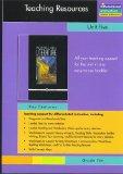 Book Cover PRENTICE HALL LITERATURE PENGUIN EDITION TEACHERS RESOURCES UNIT 5      DRAMA GRADE 10