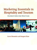 Book Cover Marketing Essentials in Hospitality and Tourism: Foundations and Practices