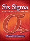 Book Cover Six Sigma: Basic Tools and Techniques (NetEffect)