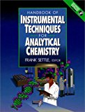 Book Cover Handbook of Instrumental Techniques for Analytical Chemistry