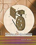 Book Cover Machines and Mechanisms: Applied Kinematic Analysis (3rd Edition)