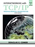 Book Cover Internetworking with TCP/IP, Vol 1 (5th Edition)