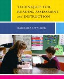Book Cover Techniques for Reading Assessment and Instruction