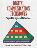 Book Cover Digital Communication Techniques: Signal Design and Detection
