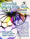 Book Cover Internet and World Wide Web How To Program (5th Edition)