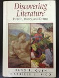 Book Cover Discovering Literature: Fiction, Poetry, and Drama