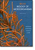 Book Cover Brock Biology of Microorganisms (12th Edition)