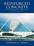 Book Cover Reinforced Concrete: A Fundamental Approach (6th Edition)