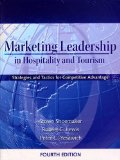 Book Cover Marketing leadership in hospitality and tourism : Strategies and tactics for competitive advantage (4th Edition)