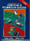 Book Cover Introduction to Computers and Information Systems: The Internet Edition
