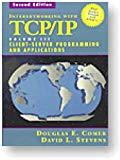 Book Cover Internetworking with TCP/IP Vol. III, Client-Server Programming and Applications--BSD Socket Version (2nd Edition)